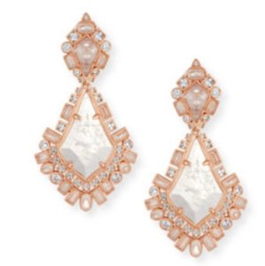 Kendra Scott Cat's Eye Stones Pernylle