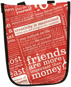 Lululemon Fitness Tote in Red