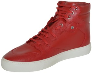Balenciaga Gucci Boots Leather Boots Ankle Boots Mens Boots Gucci Mens Boots Red Athletic