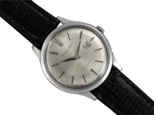 IWC 1963 IWC Vintage Mens Watch, Cal. 8531 Automatic with Date, Stainless