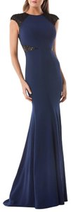 Carmen Marc Valvo Wedding Guest High End Luxury Women Dress