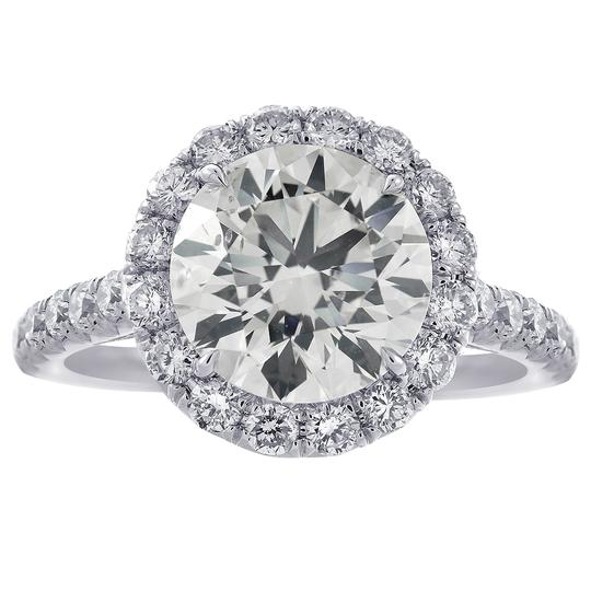 Preload https://img-static.tradesy.com/item/24039426/avital-and-co-jewelry-platinum-490-carat-round-cut-diamond-halo-engagement-ring-0-0-540-540.jpg