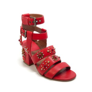 Laurence Dacade Red Sandals