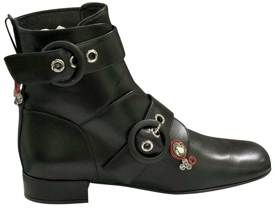 womens of Dior Black Gatsby Boots/Booties The first set of womens comprehensive specifications for customers 1c2907