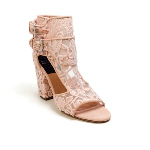 Laurence Dacade Blush Sandals