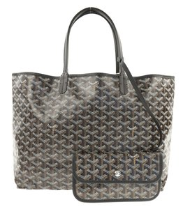Goyard Saint Louis Tote in Black