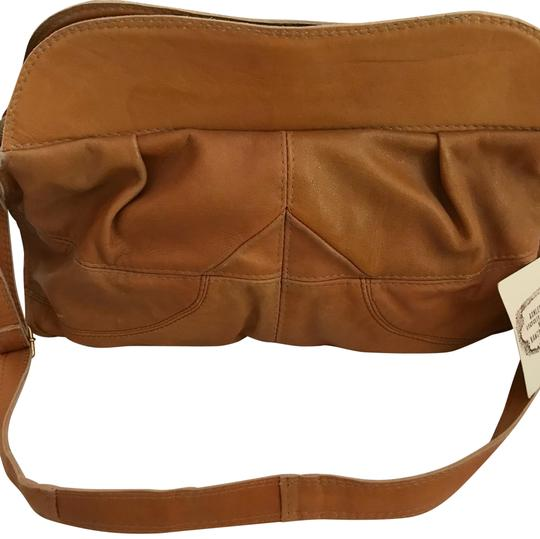 2d29aea8e1 Recycled Handbag Made In Vancouver Canada Light Brown Leather ...