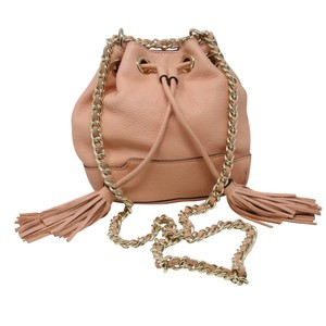 Rebecca Minkoff Mini Micro Hobo Tassels Summer Fun Cross Body Bag