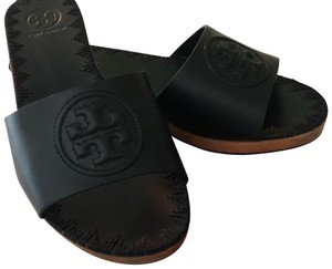 Tory Burch Classic Black Sandals