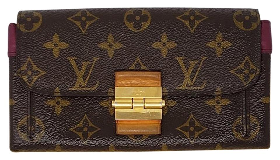 cb99a62cd2184 Louis Vuitton 100% Authentic Louis Vuitton Wallet Clutch Image 0 ...