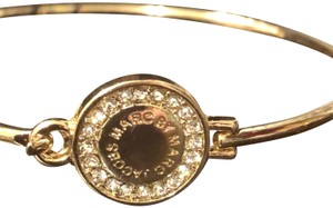 Marc by Marc Jacobs goldtone fashion bracelet