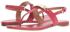 Coach true red Sandals