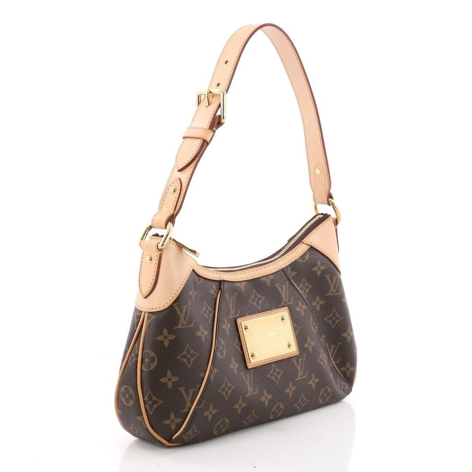 Louis Vuitton Monogram Tote Lv Discontinued Shoulder Bag