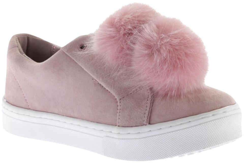 7918a3ba3a53 Sam Edelman Leya In Mauve Pink Suede Sneakers Flats Size US 8 ...