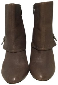 Vince Camuto Grey/ Brown Boots