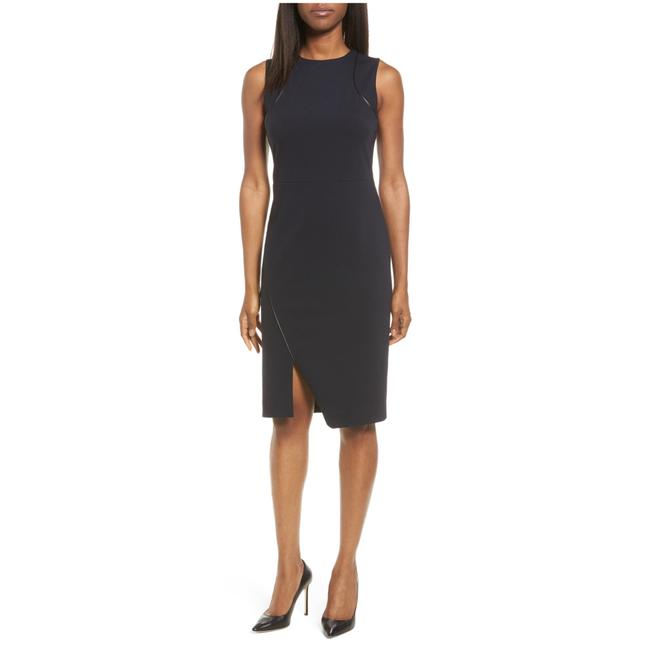 Preload https://img-static.tradesy.com/item/24043002/classiques-entier-navy-night-leather-trim-italian-ponte-mid-length-workoffice-dress-size-4-s-0-0-650-650.jpg