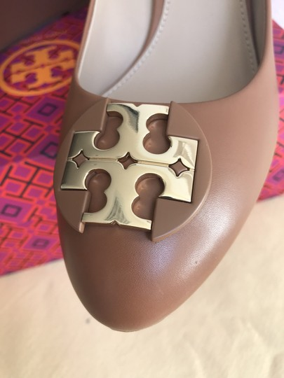Tory Burch Brown Wedges Image 4