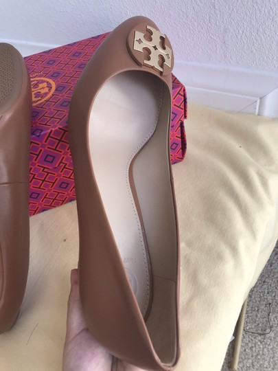 Tory Burch Brown Wedges Image 8