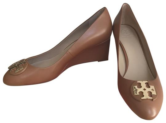Tory Burch Brown Wedges Image 0