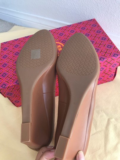 Tory Burch Brown Wedges Image 10