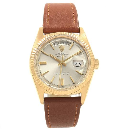 Rolex Rolex President Day-Date 18K Yellow Gold Vintage Mens Watch 1803 Image 1