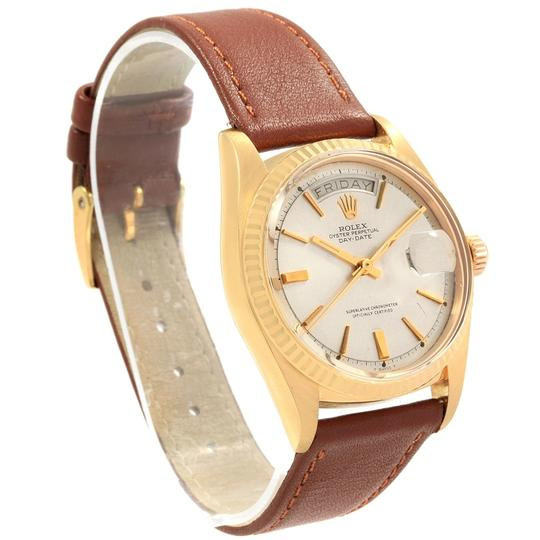 Rolex Rolex President Day-Date 18K Yellow Gold Vintage Mens Watch 1803 Image 2