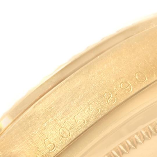 Rolex Rolex President Day-Date 18K Yellow Gold Vintage Mens Watch 1803 Image 4