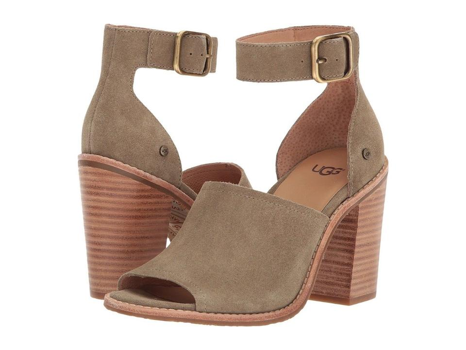 f943d02837a UGG Australia Antilope Women's Ankle Strap Block Heel Sandals 1020322  Boots/Booties Size US 9 Regular (M, B)