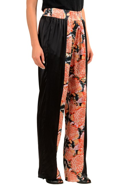 Just Cavalli Wide Leg Pants Multicolor Image 1