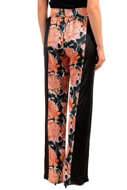 Just Cavalli Wide Leg Pants Multicolor Image 2
