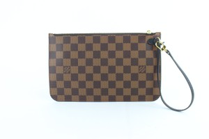 Louis Vuitton Poche Pouch City Pouch Pochette Homme Wristlet in Brown 268021fe10f