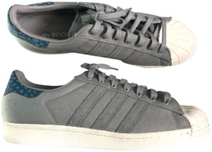 adidas Lace Up gray Athletic