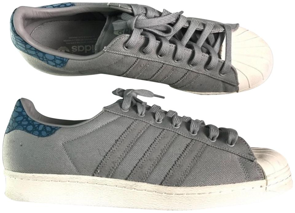 a89537ad4e59 adidas Gray Men s Lace-up Sneakers Sneakers Size US 12 Regular (M