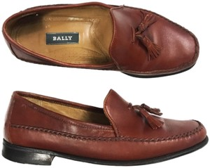 Bally Tassels Brown Formal