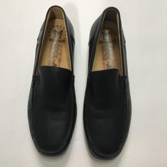 Mephisto Leather Black Formal Image 2