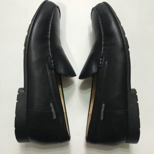 Mephisto Leather Black Formal Image 3