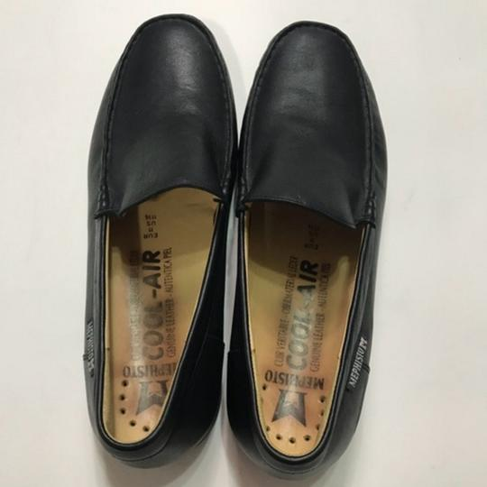 Mephisto Leather Black Formal Image 5