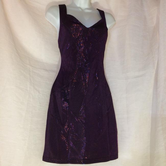 Forever 21 short dress Purple on Tradesy Image 10