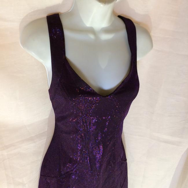 Forever 21 short dress Purple on Tradesy Image 2