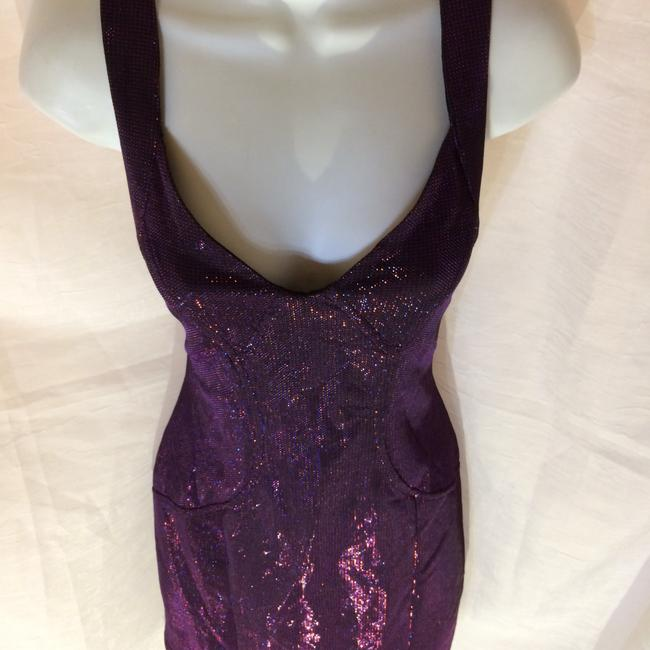 Forever 21 short dress Purple on Tradesy Image 3