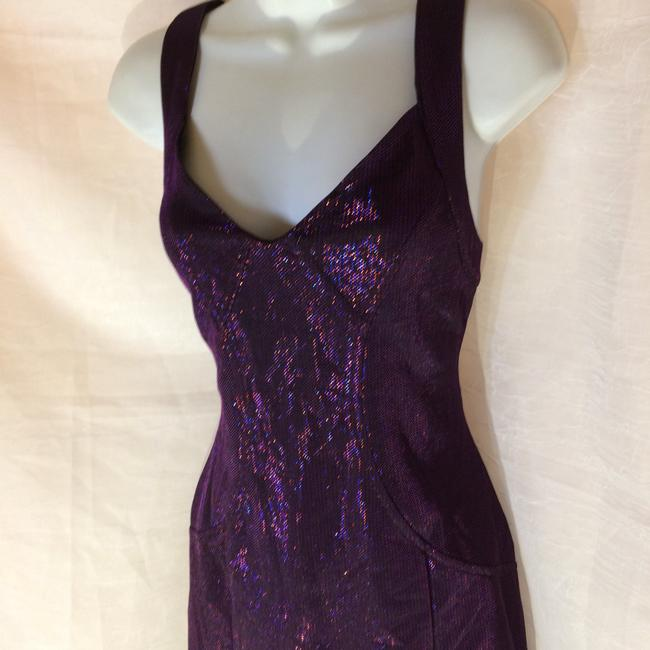 Forever 21 short dress Purple on Tradesy Image 5
