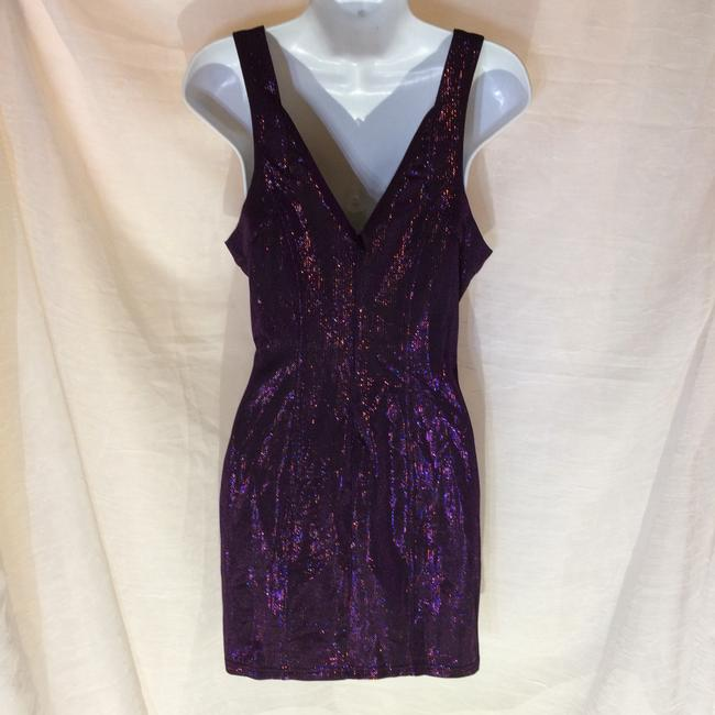Forever 21 short dress Purple on Tradesy Image 7