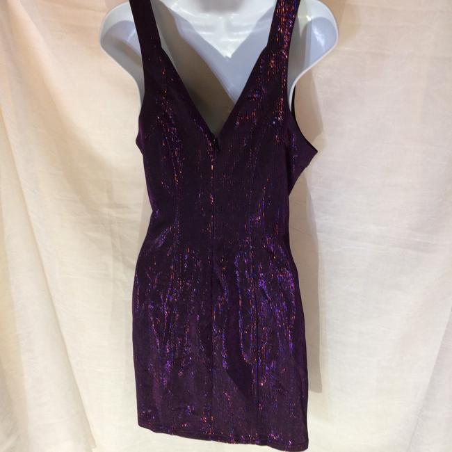 Forever 21 short dress Purple on Tradesy Image 8