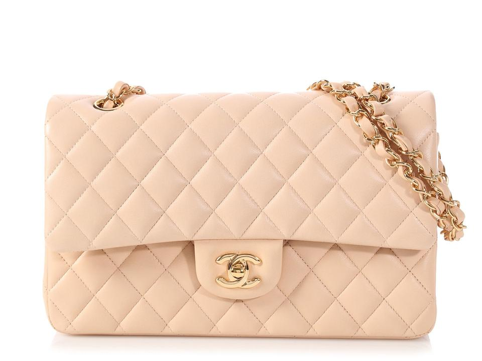 37463139115e7f Chanel Ch.p0822.14 Clair Quilted Gold Hardware Shoulder Bag Image 0 ...