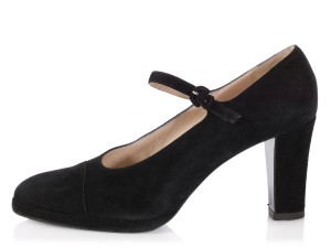 Chanel Mary Jane Classic Ch.p0817.13 Reduced Price Black Pumps