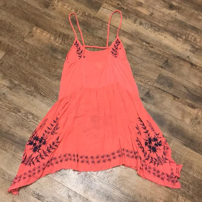 Free People short dress coral on Tradesy Image 5