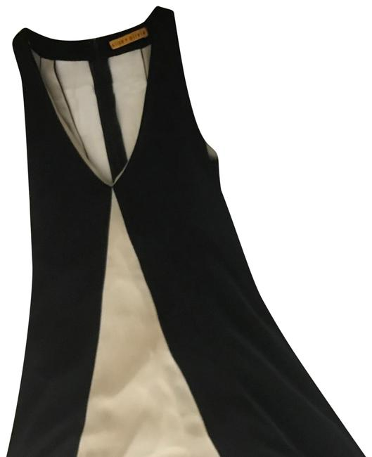 Preload https://img-static.tradesy.com/item/24044034/alice-olivia-black-with-beige-centred-mid-length-night-out-dress-size-2-xs-0-1-650-650.jpg