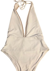 Aerie aerie one piece bridal bathing suit