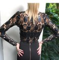 Alexis Couture Top black Image 1