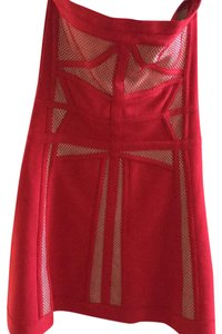 Brazil Fashion short dress red on Tradesy
